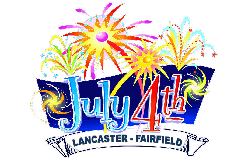 fourth of july lancaster logo